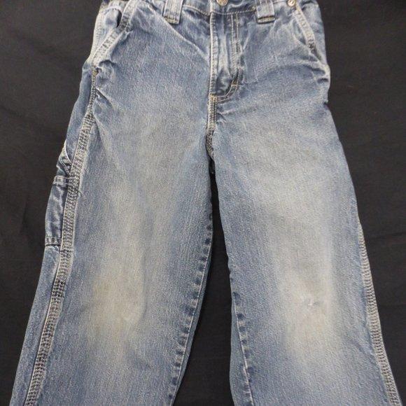 B.U.M. EQUIPMENT, carpenter blue jeans, size 4